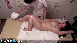 Japanese massage had sudden end