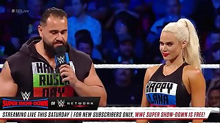 WWExposed - Aiden English reveals Lana's slut side LIVE