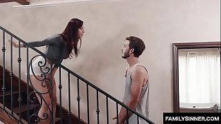 Stepsister and brother family hookup