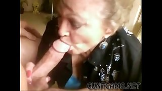Granny Sucks Hard-on in the Nursing Home - More at cuntcams.net